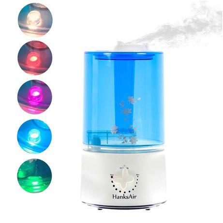 Nawilżacz Powietrza Ultradźwiękowy z Jonizacją 2L