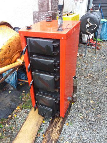 Piec kocioł co węgiel drewno moc do 25kw solidne wykonanie !