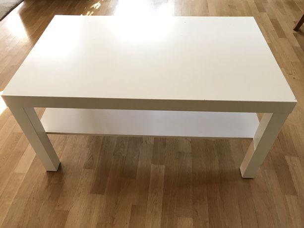 Stół kawowy biały IKEA LACK 90x55