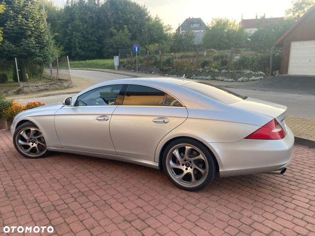 Mercedes-Benz CLS CLS 500 !!! 5.5 L !!! 388 KM !!! full opcja !!!