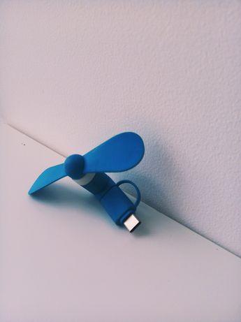 Вентилятор для телефону