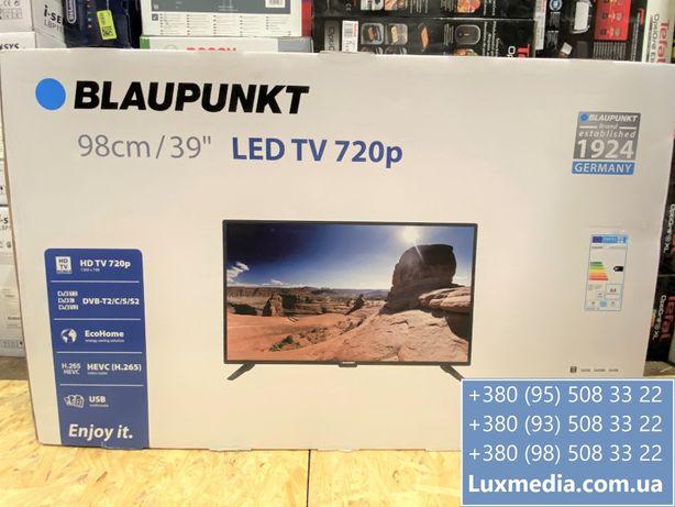 """В наявності телевізор 39"""" Blaupunkt BN39H1032EEB HD,DVB-T2/S2 Гарантія"""