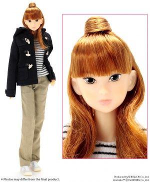 коллекционная кукла Momoko sekiguchi