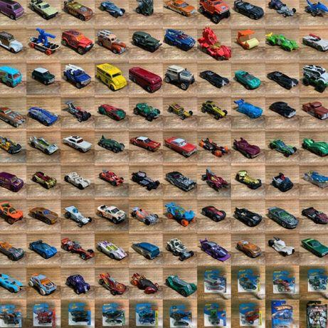 Коллекция машинок / автомобилей Hot Wheels | б.у. и новые | Mattel