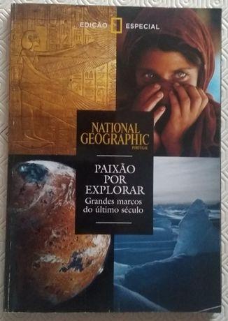 Revista National Geographic - Paixão por explorar