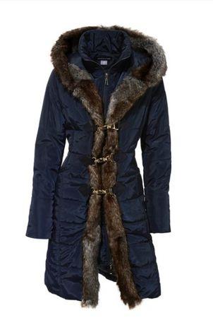 женское зимнее пальто 36 размера