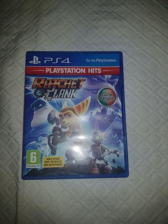 Ratchet and clank PS4 como novo