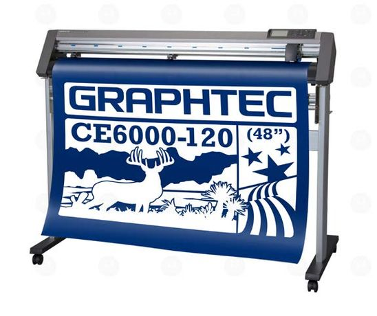 Ploter tnący Graphtec CE6000 model 120