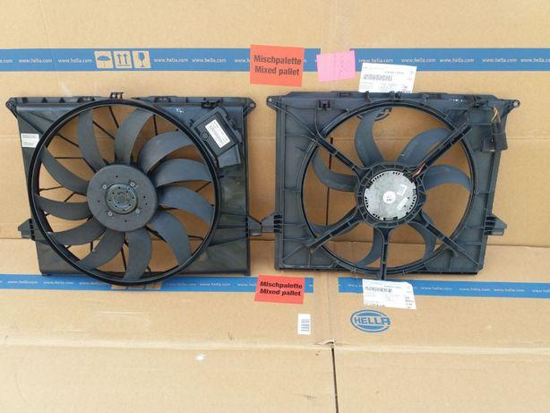Вентилятор Mercedes GL -X164 ML -W164 номер A1645000093 и A1645000593