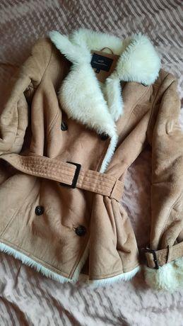 Дубленка. Дублянка. Пальто. Жіноче пальто.