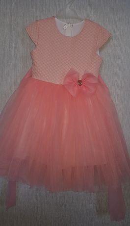 Нарядное платье для маленькой леди!!!