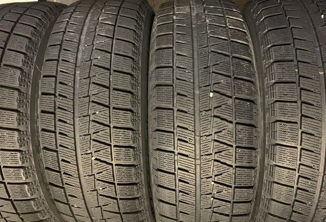 Продаю 4 шины: Bridgestone Blizzak 21560 R16