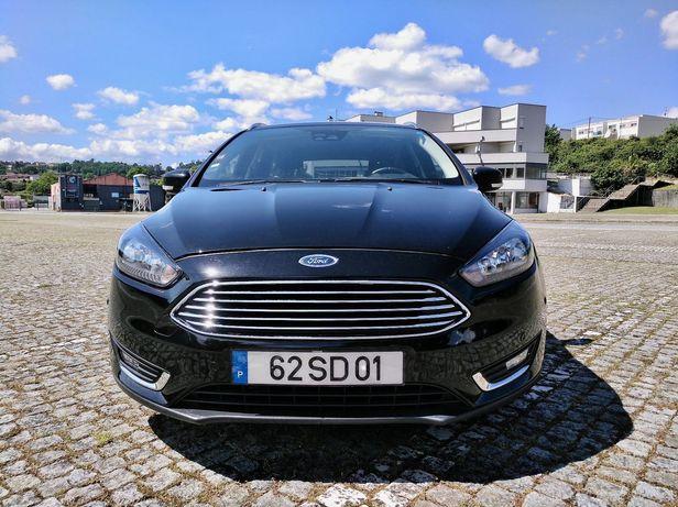 Ford Focus SW Titanium 2016