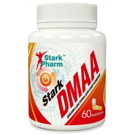 Стимулятор DMAA (Экстракт герани, ДМАА) 50 мг 60 капс БАД