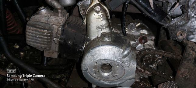 Silnik 110 3+1 sprawny