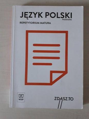 Repetytorium matura język polski podstawa WSiP