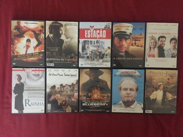 Vendo DVD's