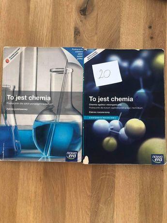 Podręczniki dla szkół ponadgimnazjalnych To jest chemia