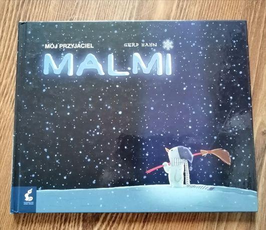 Książka Mój przyjaciel Malmi stan idealny