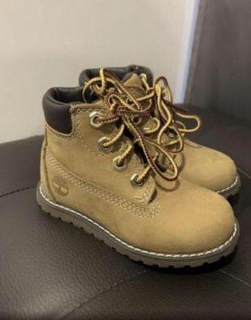 Продам летские ботинки Timberland