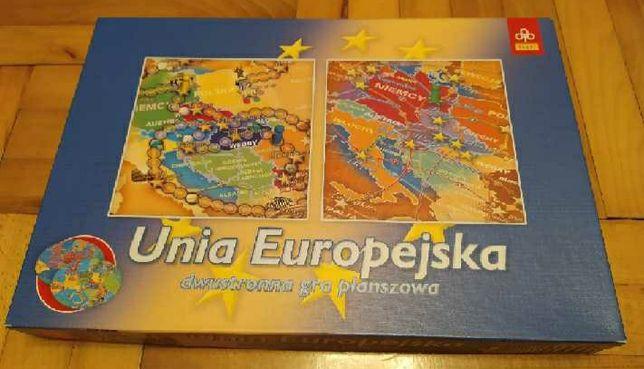 UNIA EUROPEJSKA - Dwustronna gra planszowa - Trefl