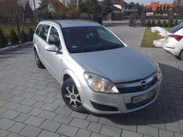Opel Astra 1.7 dti 2007r 110 KM pierwszy właściciel