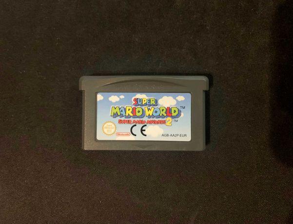 Super Mario World Gameboy Advance • Super Mario Advance 2