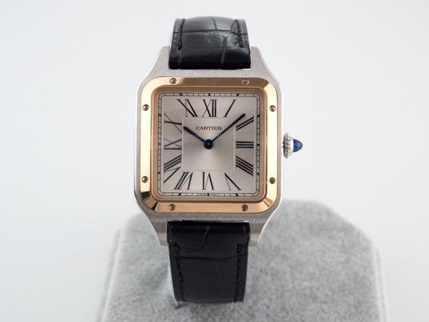 Женские новые часы Cartier Santos-Dumont