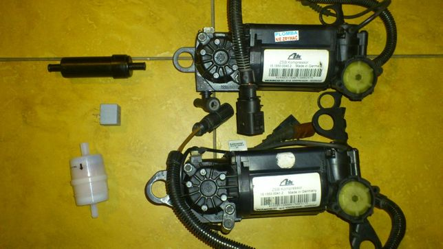 Kompresor pompa spręzarka zawieszenia Audi A8 D3 D4 Q7 A6 C5 C6 C7 A7