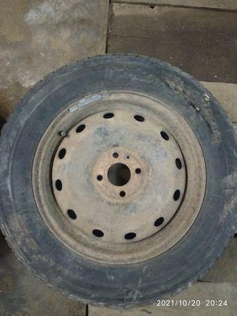 Диски з шинами. Renault Megan Scenic 1