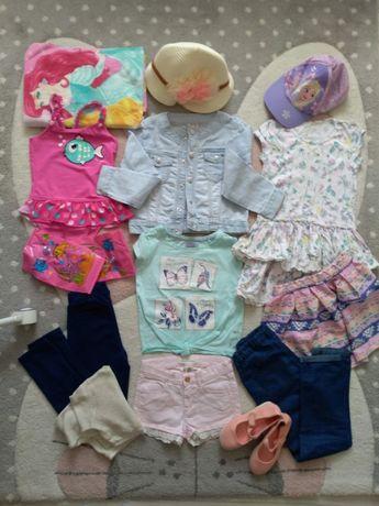 Zestaw ubranek dla dziewczynki na lato r 122 katana cocordillo