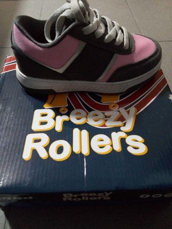 Sapatilhas com rodas Beppi Breezy Rollers T30