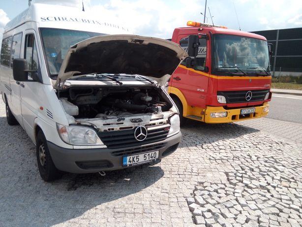 Pomoc drogowa laweta WROCŁAW A4 S8 S5 transport holowanie
