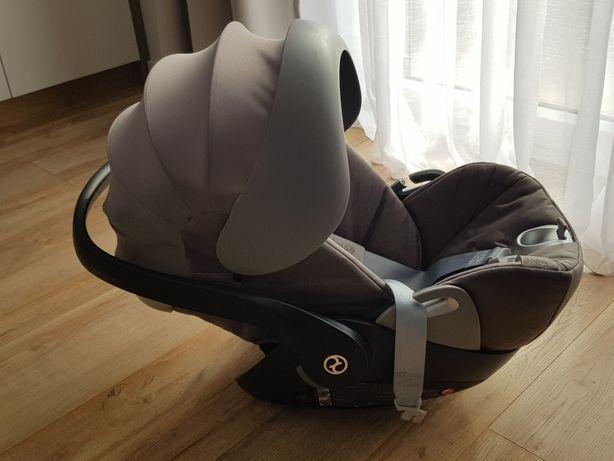 Fotelik samochodowy Cybex Cloud Q Platinum Manhattan Grey ADAC
