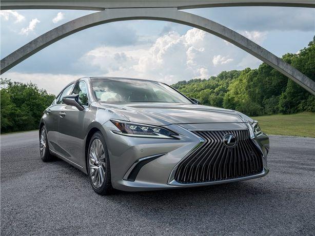 Lexus Es 2018+ фары бампер