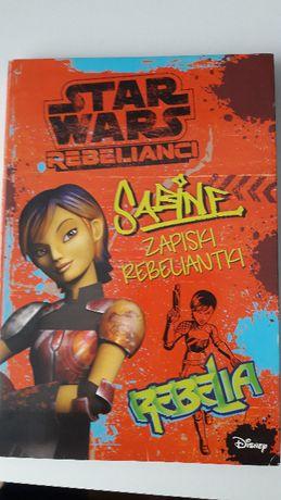 Star Wars Rebelianci. Sabine. Zapiski rebeliantki