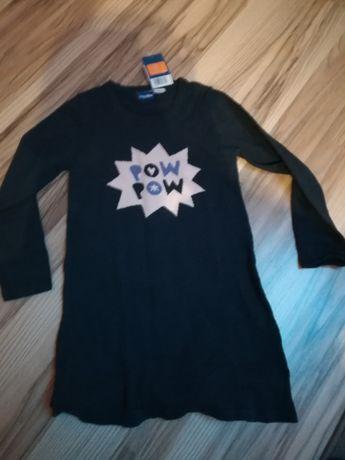 Tuniko sweter 110/116nowe