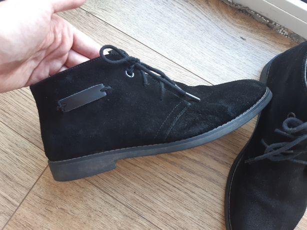 Продам детские ботинки braska