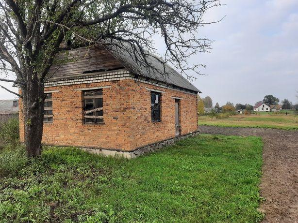 Продається будинок недобудований