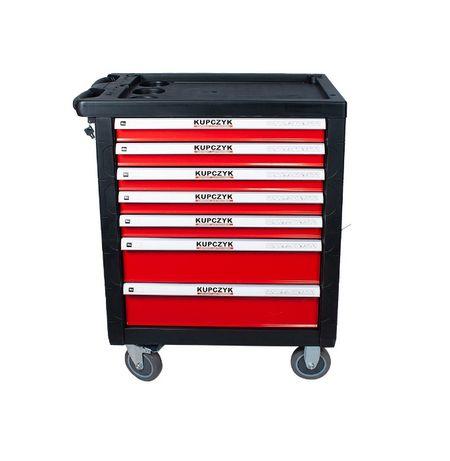 Wózek narzędziowy warsztatowy szafka skrzynka 7 Szuflad Wysyłka 0zł