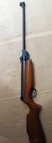 Arma de pressão de ar Gamo calibre 4.5mm usada