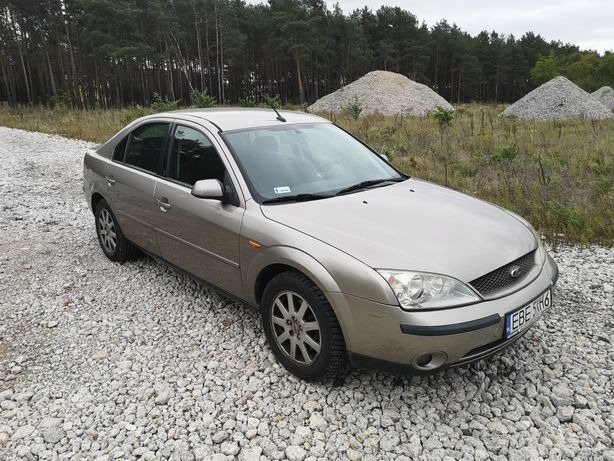 Ford Mondeo Mk3 Collection 2.0 145km Hak