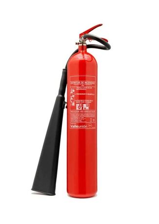 Extintor co2  5Kg  cheio