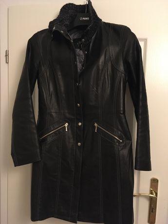 Płaszcz/ kurtka skorzana