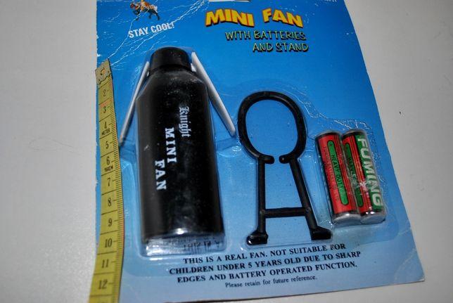Портативный Британский мини-вентилятор, для охлаждения или для барбекю
