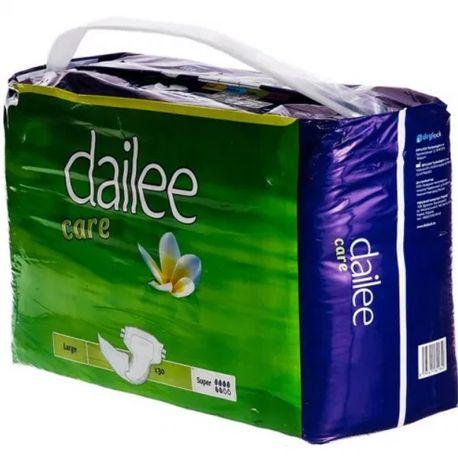 Подгузники для взрослых Dailee Care Super Extra Large 30 шт