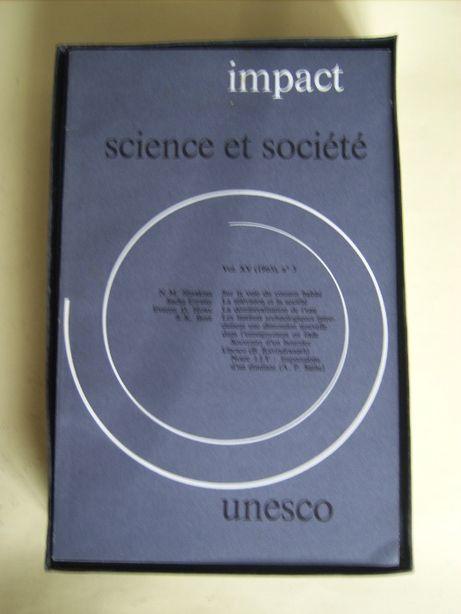 Impact - Sience e Société - UNESCO