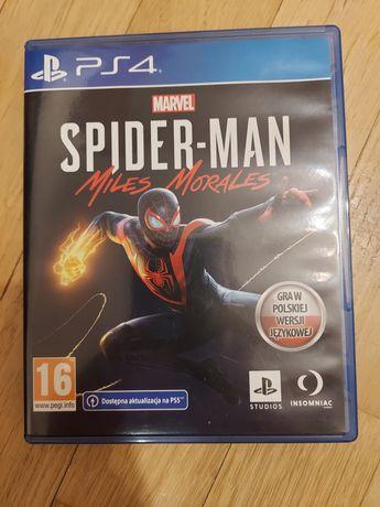 Spider-Man Miles Morales ps4 ps5