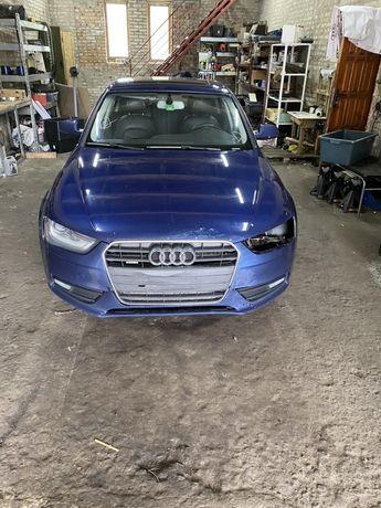 Розборка разборка запчасти Audi A4 b8 2.0 tfsi шрот CPMA USA