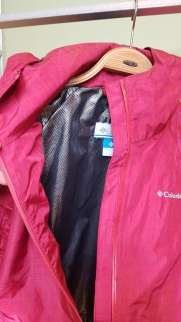-66%! Damska Kurtka Columbia Hot Thought Jacket rozmiar XS red -66%